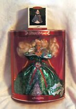 Holiday Barbie 1995 by Mattel #14123, Never Opened NRFB WITH Matching Ornament