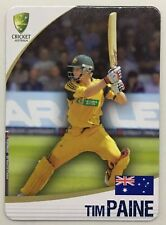 2010-2011 ..ACB TEST.... TIM PAINE ... Australia