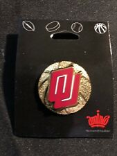 University of Oklahoma OU Sooners Pin - New - NCAA Licensed