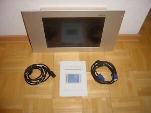SR line R-Flat 15/3 Monitor,VGA,Aluminium Gehäuse für 19''Einbau SR System Elekt