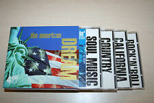 The American Dream-Dreaming 'California, - country, - rock' n' roll... - 4 CD 's CD-Box