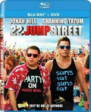 22 Jump Street ( Blu Ray/DVD, 2014 )