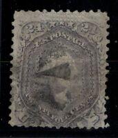 G136857/ UNITED STATES / SCOTT # 99 USED CV 1500 $