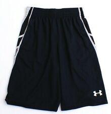 Under Armour Select Black Basketball Shorts Men's Nwt