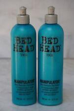 2 PACK. 12 oz. Tigi Bed Head Manipulator Daily Shampoo. 350ml. FREE SHIPPING.