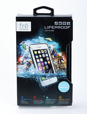 LifeProof FRE Water Dust Snow Hard Proof Case for iPhone 6 iPhone 6S White New