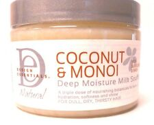 Design Essentials Natural Coconut and Monoi Deep Moisture Milk Souffle 12oz