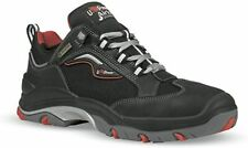 UPOWER BY JALLATTE SIZE 10 LED GO20024 WATERPROOF GORTEX SAFETY CAP WORK BOOTS