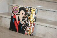 double Lp   Elvis Presley - 40 greatest (spécial pink pressing)