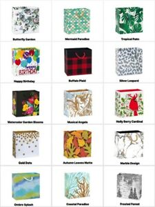 """SPECIAL OCCASION Print Design JEWEL Size 6.5x3.5x6.5"""" Bag Choose Print & Package"""