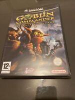 🥰 jeu nintendo game cube fr neuf blister goblin commander unleash the horde