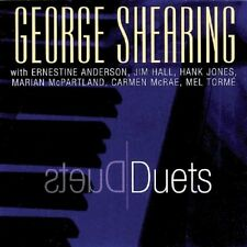 George Shearing - Duets [CD]