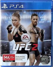 UFC 2 PS4 Sony Playstaion 4