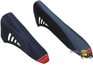 "MTB Mudguard Mountain Bike Fender Front/Rear  Set Fits 26"" 27.5"" 29"", plus Size"
