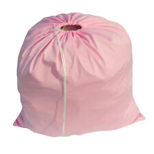 ALVA Large Site Cloth Diaper Pail Liner Reusable Waterproof PUL Wet Bag Pink