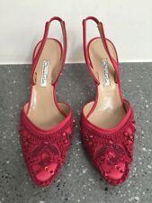 Stiletto Women's Special Occasion Satin Heels