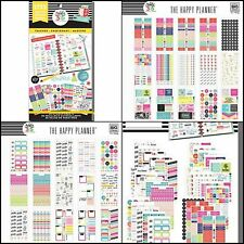 Happy Planner Stickers Monthly Weekly Day Value Pack Paper Crafts Big Teacher
