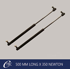 1 Pair 500mm Long x 350N Gas Struts Springs Caravan Camper Trailer Canopy
