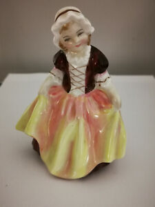 Royal Doulton Dinky Do HN2120 Lady Figurine