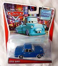 Disney pixar Cars tokyo mater Ito san NOUVEAU & OVP