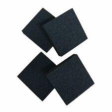 4 x Compatible Carbon Foam Filter Pads Suitable For Juwel Jumbo / BioFlow 8.0