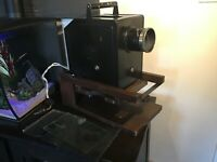Zeiss Ikon Epidyscope with case