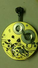 IWC Chronometer Pocket watch Movement c 1904