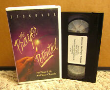 DISCOVER PRAYER POTENTIAL Christian congregation Vision 2 Grow Task Force VHS