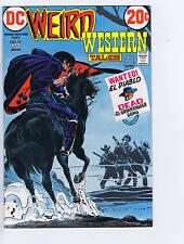 Weird Western Tales #15 DC Pub 1972-73