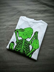 DEADSTOCK Kaws UNIQLO XX Skeleton T Shirt Brand New Size US Men's Large 2016