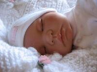 Ceri's Cradle - Stunning Newborn Reborn Baby Doll - Child Friendly - CE Tested