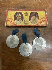 More details for three victorian coronation medals