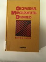 Occupational Musculoskeletal Disorders by Nortin M. Hadler (1993, Hardcover,...