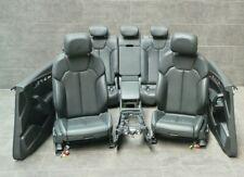 Audi Q5 SQ5 FY 2017 S-LINE Lederausstattung Leder Sitze Sportsitze belüftet B&O