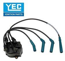 YEC JAPAN Ignition Distributor Cap & Spark Plug Wire Kit YD143 1910111022