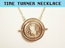 TIME TURNER NECKLACE HERMIONE - Harry potter present gift Birthday Anniversary