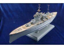 Mk. I Design 1/350 #MD-35022 HMS Warspite détail up & terrasse en bois pour Academy