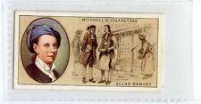 (Ja5735-100) Mitchell,Famous Scots,Allan Ramsay,1933#21