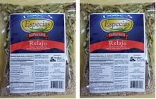 LA NUESTRA El Relajo Spices For Tamales Spices 227 grs. / 8 oz. - 2 Pack.