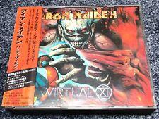 IRON MAIDEN - VIRTUAL 11 XI - Japan Import - 2CD - TOCP-50440〜1