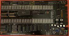 40 Digit LED Display for Gottlieb Pinball Machine System 80B MA644 TX Sector