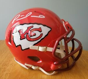 Patrick Mahomes Autographed Riddell Mini Helmet Signed Auto COA Chiefs custom
