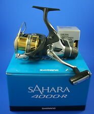 Shimano Sahara 4000 R // SH4000R // Rear Drag Fishing Reel NEW RELEASE FOR 2017!