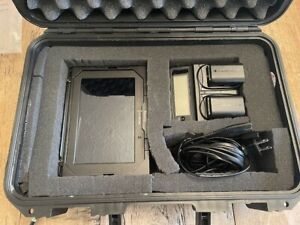 "Blackmagic Design Video Assist 4k 7"" HR Monitor - Complete Kit - Ready for shoot"