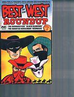 Best of the West Roundup Vol 3 AC Comics Golden Age Westerns Reprints 2000