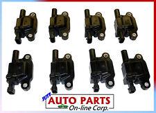 8 IGNITION COILS PONTIAC GRAND PRIX 05-08 GTO & G8 V8 5.3L 6.0L 6.2L SAAB 9-7X