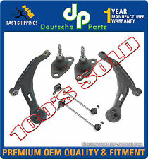 VOLVO 960 S90 V90 CONTROL ARM ARMS BALL JOINT SWAY BAR LINKS SUSPENSION KIT 6