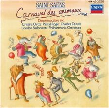 NEW Saint-Saens: Carnival of the Animals / Danse Macabre (Audio CD)