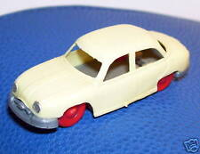 MICRO JOUEF HO 1/86 1/87 PANHARD DYNA CREME ROUES ROUGE