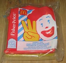 1996 Fisher Price McDonalds Happy Meal Under 3 Toy - Farm Barn